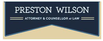 Preston Wilson Law