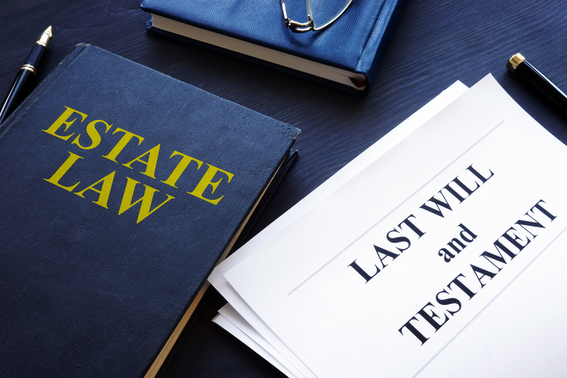 What happens in probate court
