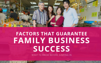 What Factors Can Guarantee Lasting Family Business Success?