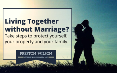 Living Together without Marriage? You Should Ask a Lawyer – Here's Why